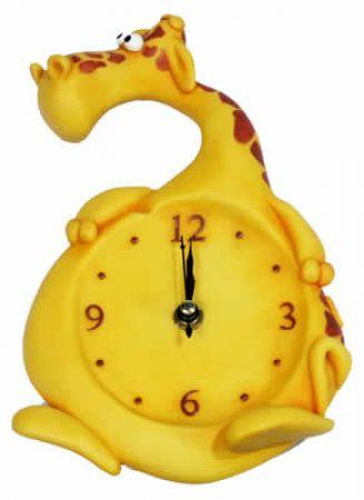 Giraffe Clock